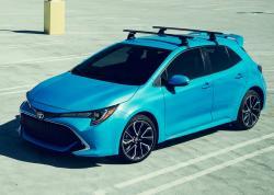 Toyota Corolla Hatchback. Фото Toyota