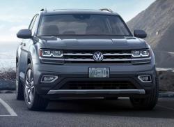 VW Atlas.  Фото VW