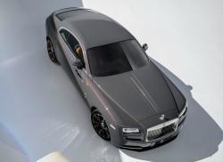 Rolls-Royce Wraith Luminary Collection. Фото Automedia