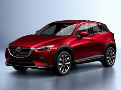 Mazda CX-3. Фото Mazda
