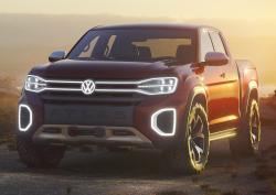VW Tanoak. Фото VW