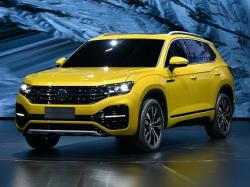 VW Advanced Midsize SUV. Фото Car News Chinа