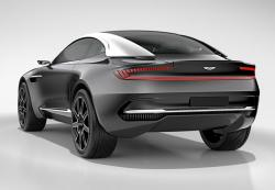 Aston Martin DBХ. Фото Aston Martin