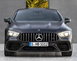 Mercedes AMG GT 4-Door Coupe. Фото Mercedes-Benz