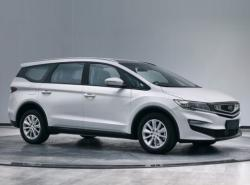Geely VF11. Фото Geely