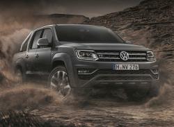 Volkswagen Amarok. Фото Volkswagen