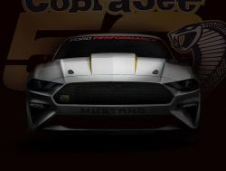 Ford Mustang Cobra Jet 50th Anniversary. Фото Ford