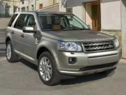 Land Rover Freelander. Фото Land Rover
