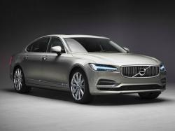 Volvo S90 Ambience. Фото Volvo