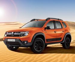 Renault Duster Dakar Edition. Фото Renault