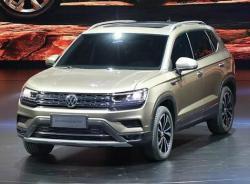 Volkswagen  Powerful Family SUV. Фото Volkswagen