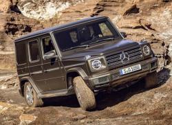 Mercedes-Benz G-Class. Фото Mercedes-Benz