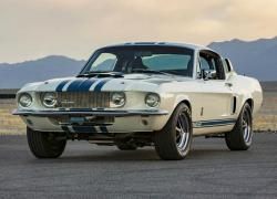 Ford Shelby GT500 Super Snake. Фото Shelby American