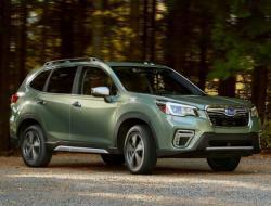 Subaru Forester 2018. Фото Subaru