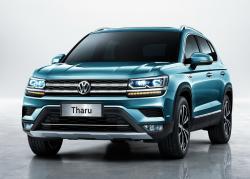 Volkswagen Tharu. Фото Volkswagen