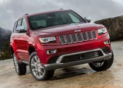 Jeep Grand Cherokee. Фото Jeep