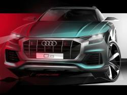 Скетч Audi