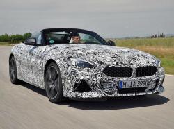 BMW Z4. Фото BMW