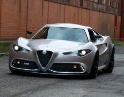 Alfa Romeo Mole Costruzione Artiginali 001. Фото UP-Design