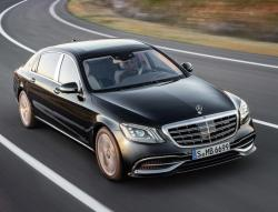 Mercedes Maybach S-Class. Фото Mercedes-Benz
