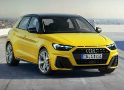 Audi A1 2018. Фото Audi
