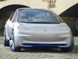 Volkswagen I.D. Фото Volkswagen
