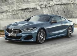 BMW 8-Series. Фото BMW