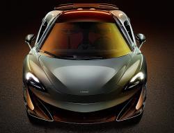 McLaren 600LT. Фото McLaren