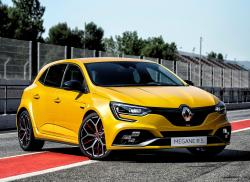 Renault Megane RS Trophy. Фото Renault