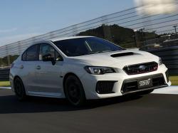 Subaru WRX STI. Фото Subaru