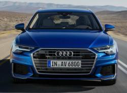 Audi A6 Avant 2018. Фото Audi