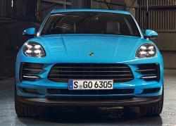 Porsche Macan. Фото Porsche