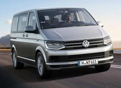 VW Multivan. Фото VW