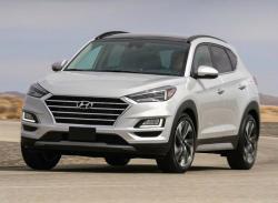 Hyundai Tucson 2018. Фото Hyundai