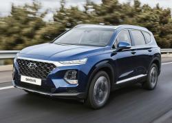 Hyundai Santa Fe 2018. Фото Hyundai
