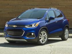 Chevrolet Tracker. Фото Chevrolet