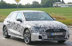 Audi S3. Фото motor1.com
