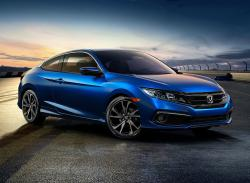 Honda Civic 2019. Фото Honda