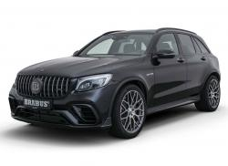 Mercedes-Benz AMG GLC 63 S от Brabus. Фото Brabus
