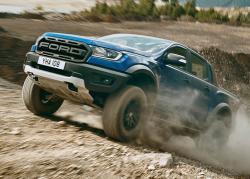 Ford Ranger Raptor. Фото Ford