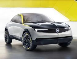 Opel GT X Experimental. Фото Opel