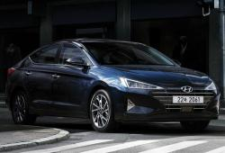 Hyundai Elantra Avante. Фото Hyundai