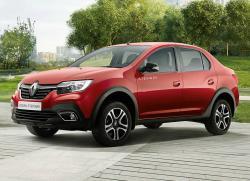 Renault Logan Stepway. Фото Renault