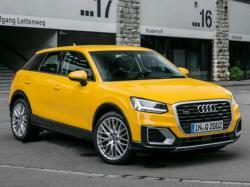 Audi  Q2L. Фото Autohome