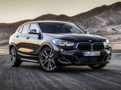 BMW X2 M35i.  Фото BMW