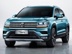 Volkswagen Tharu. Фото Autohome