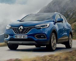 Renault Kadjar. Фото Renault