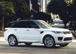 Range Rover Sport 2019. Фото Land Rover