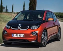 BMW i3. Фото BMW