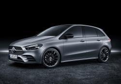 Mercedes-Benz B-Class. Фото Mercedes-Benz